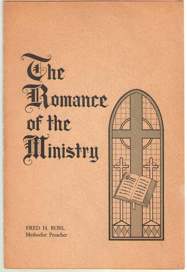 Image for The Romance of the Ministry
