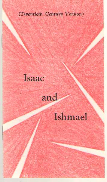 Image for Isaac and Ishmael