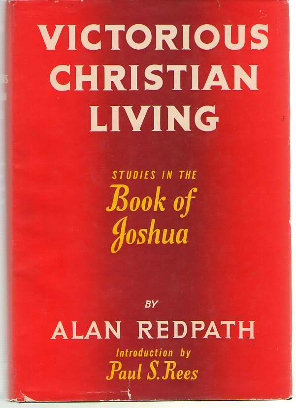 Image for Victorious Christian Living Studies in the Book of Joshua