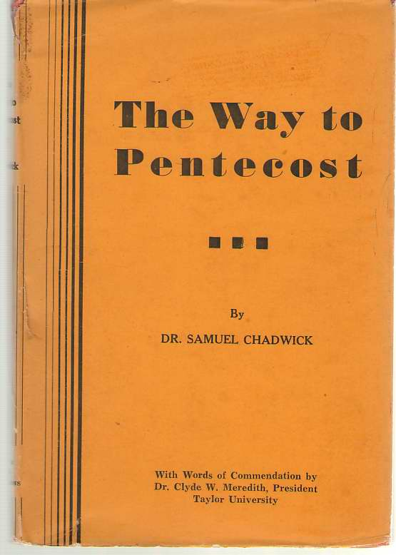 Image for The Way To Pentecost