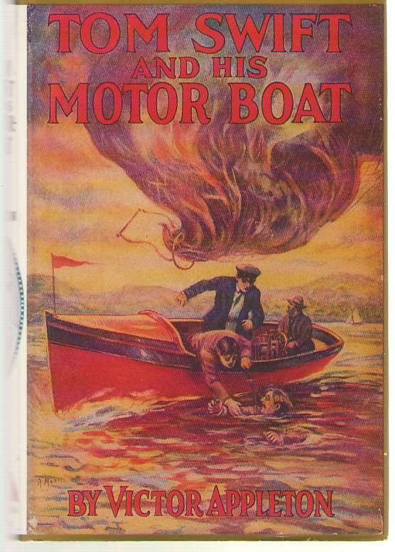 Image for Tom Swift And His Motor Boat