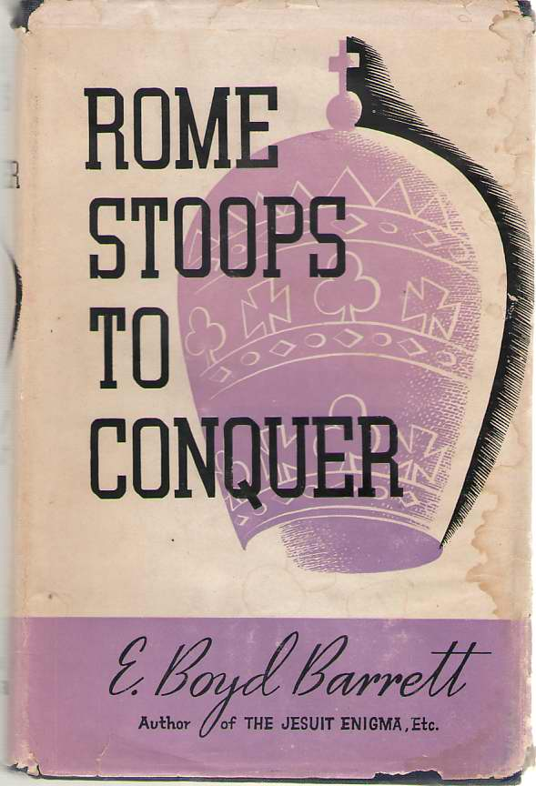 Image for Rome Stoops to Conquer
