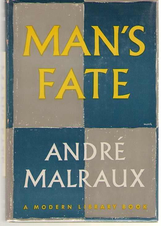 Image for Man's Fate (la Condition Humaine)
