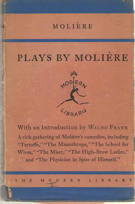 Image for Plays By Moliere