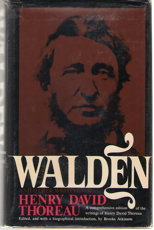 Image for Walden And The Other Writings Of Henry David Thoreau