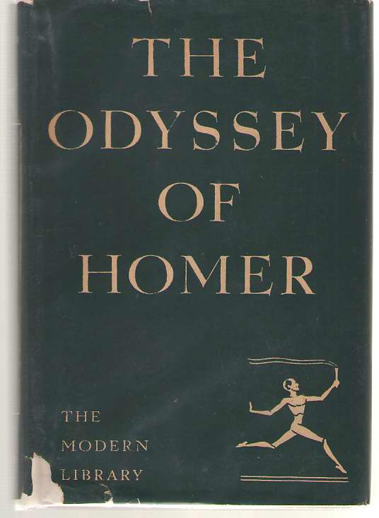 Image for The Odyssey of Homer