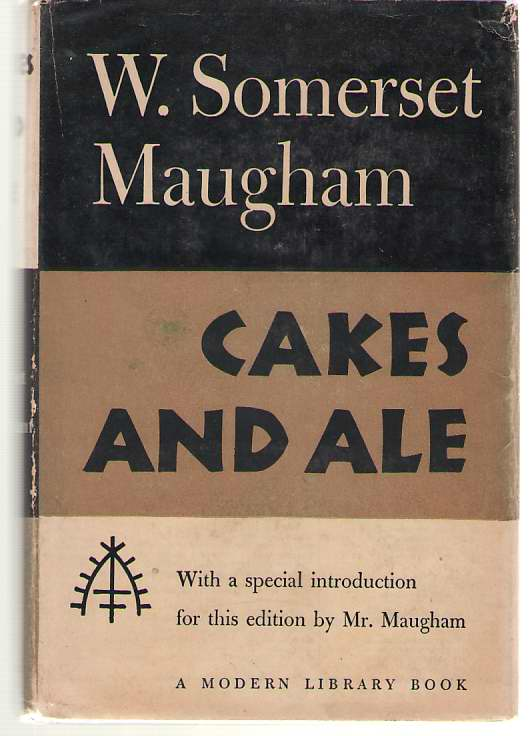 Image for Cakes and Ale