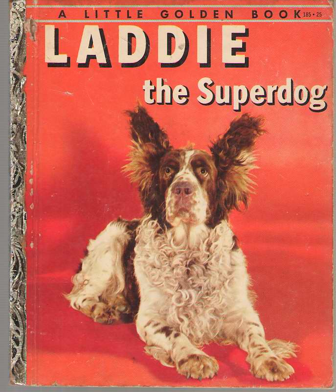 Image for Laddie The Superdog