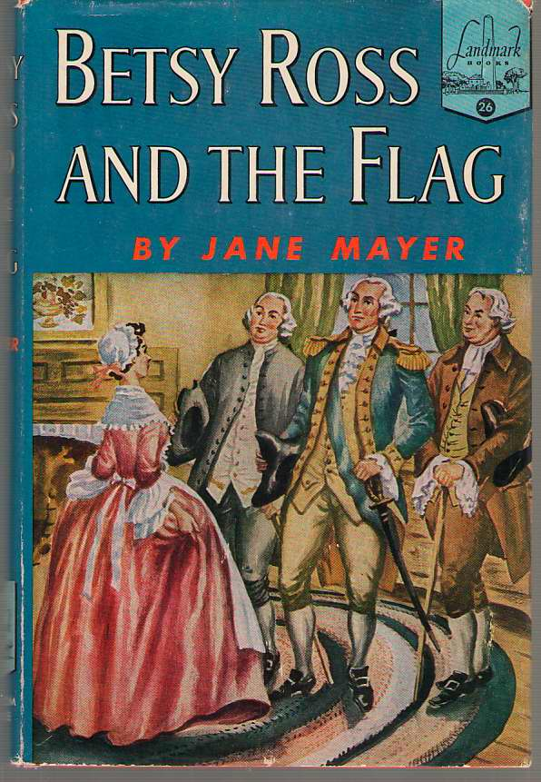 Image for Betsy Ross And The Flag