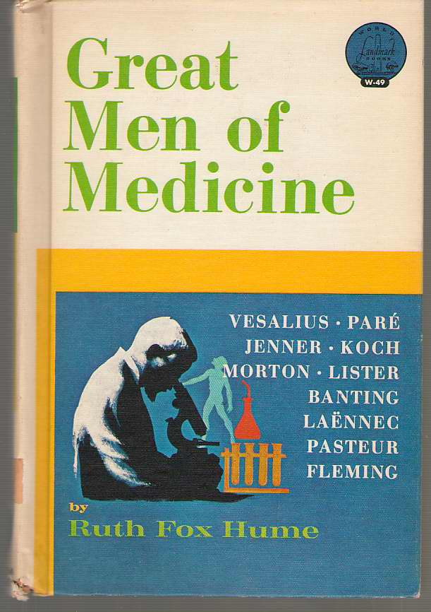 Image for Great Men Of Medicine