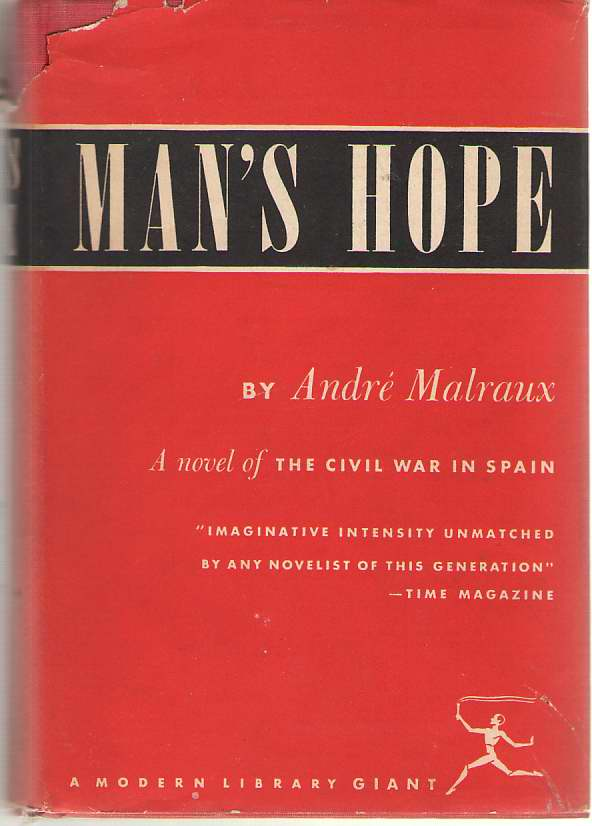 Image for Man's Hope
