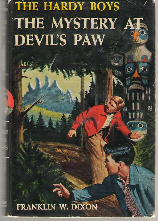 Image for The Mystery At Devil's Paw