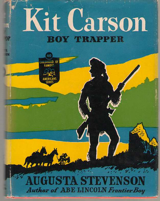 Image for Kit Carson  Boy Trapper