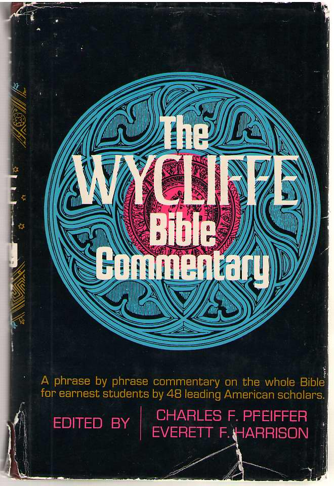 Image for The Wycliffe Bible Commentary