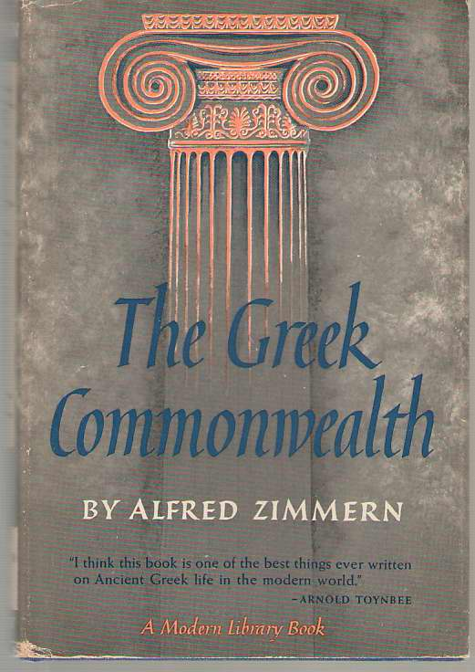 Image for The Greek Commonwealth