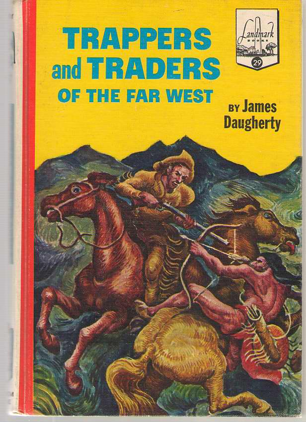 Image for Trappers And Traders Of The Far West