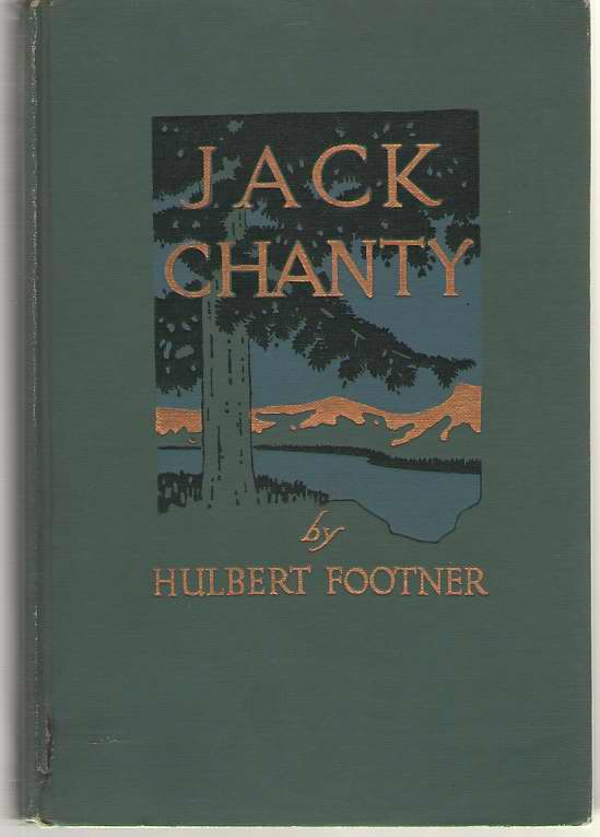 Image for Jack Chanty A Story of Athabasca
