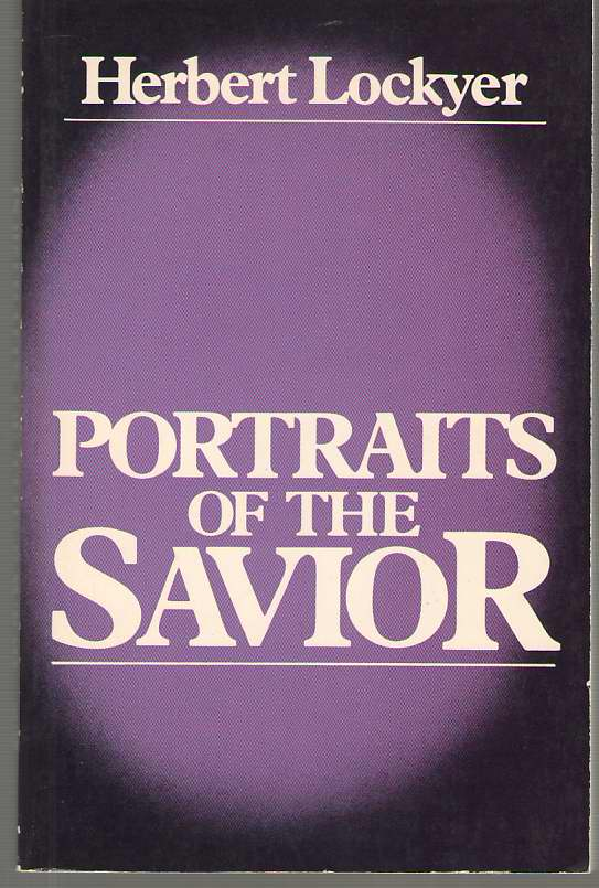 Image for Portraits of a Savior