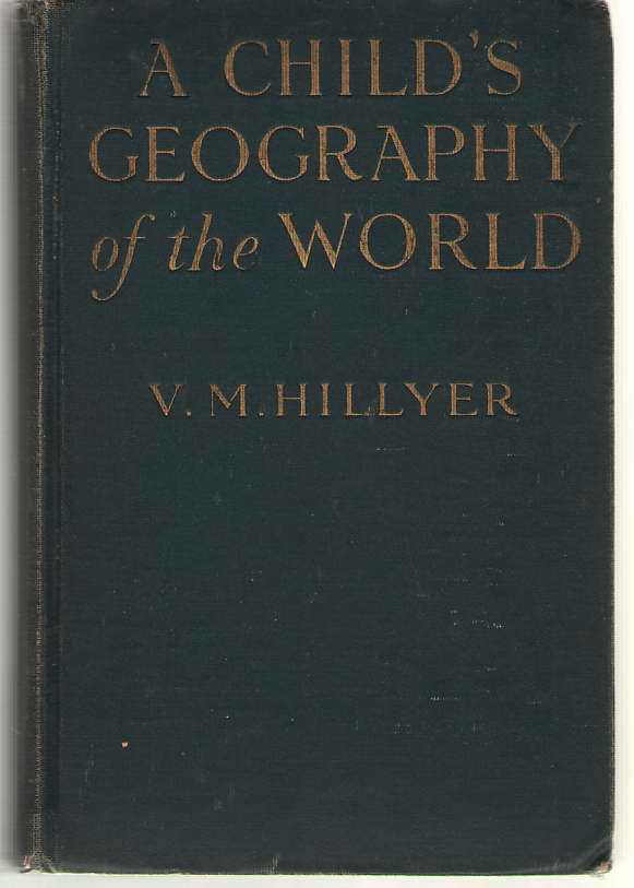 Image for A Child's Geography Of The World