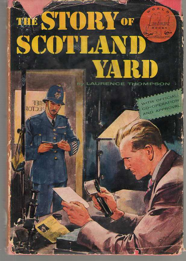 Image for The Story Of Scotland Yard