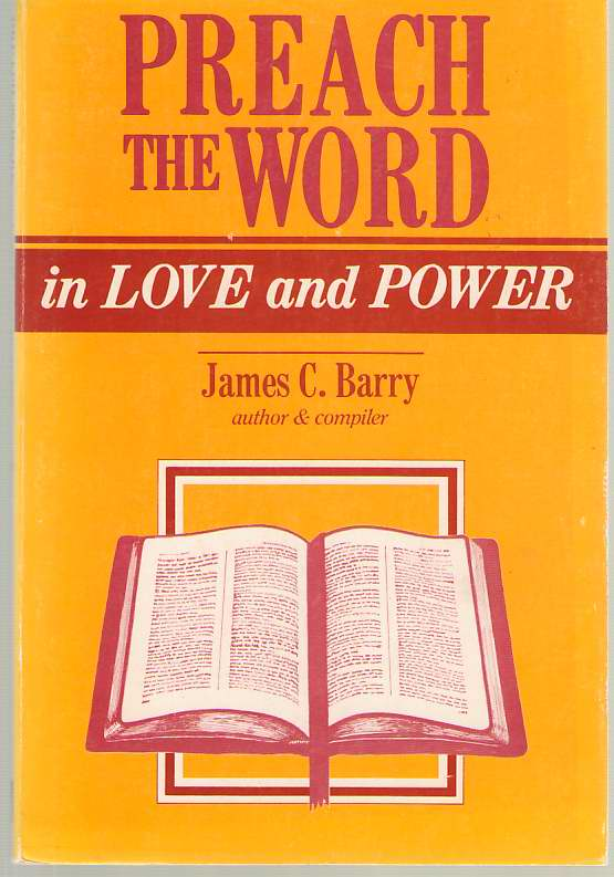 Image for Preach the Word in Love and Power