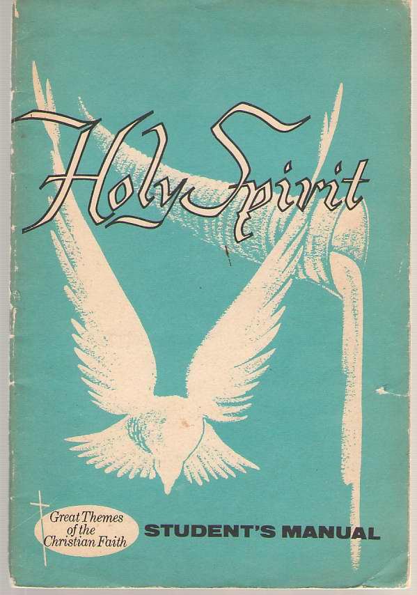 Image for Holy Spirit -- Great Themes Of The Christian Faith