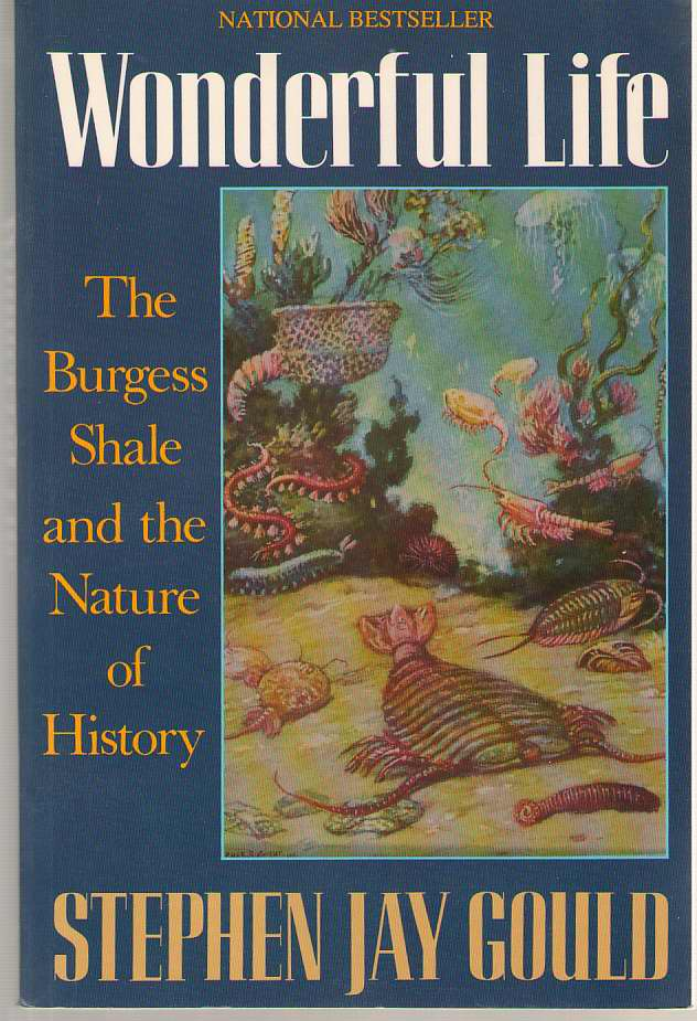 Image for Wonderful Life The Burgess Shale and the Nature of History