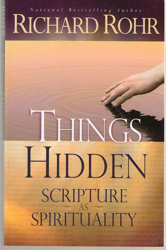 Image for Things Hidden Scripture As Spirituality