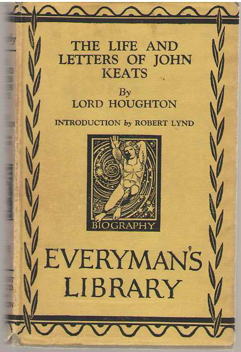 Image for The Life And Letters Of John Keats