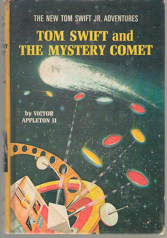 Image for Tom Swift And The Mystery Comet