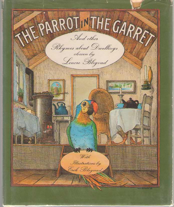 Image for Parrot in the Garret
