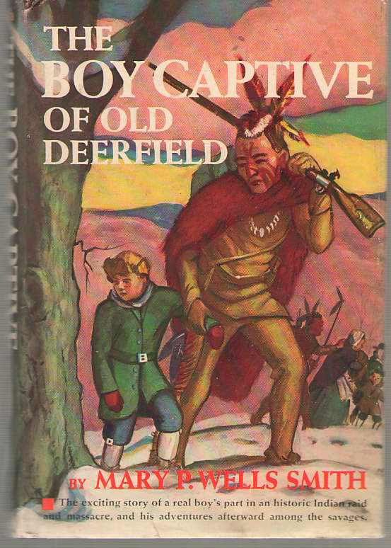 Image for The Boy Captive of Old Deerfield
