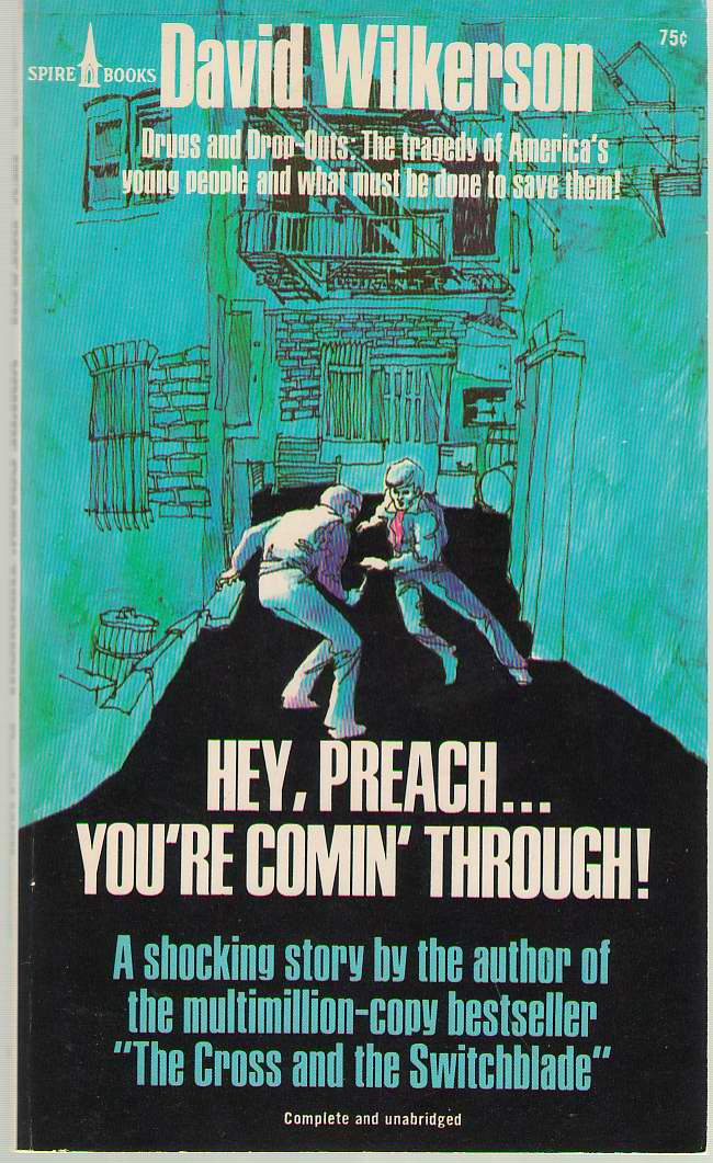 Image for Hey, Preach--you're Comin' Through!