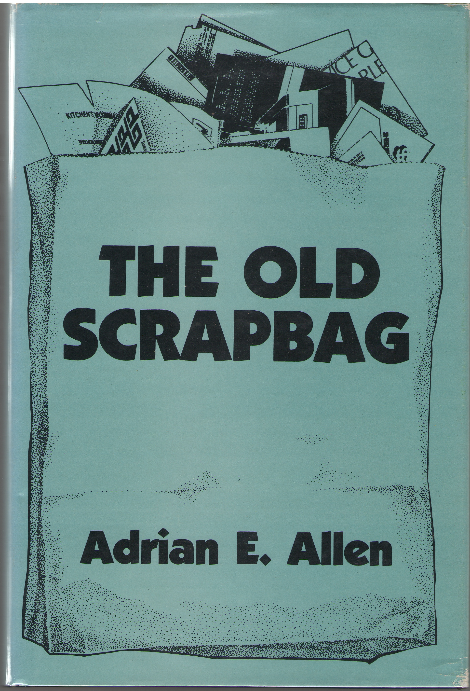 Image for The Old Scrapbag
