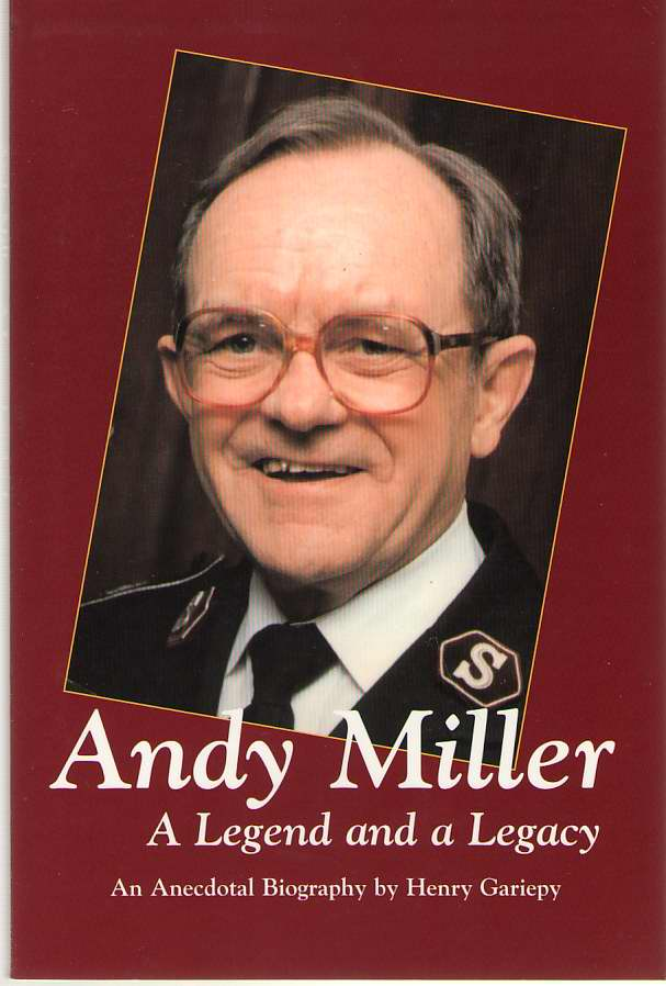 Image for Andy Miller A Legend and a Legacy