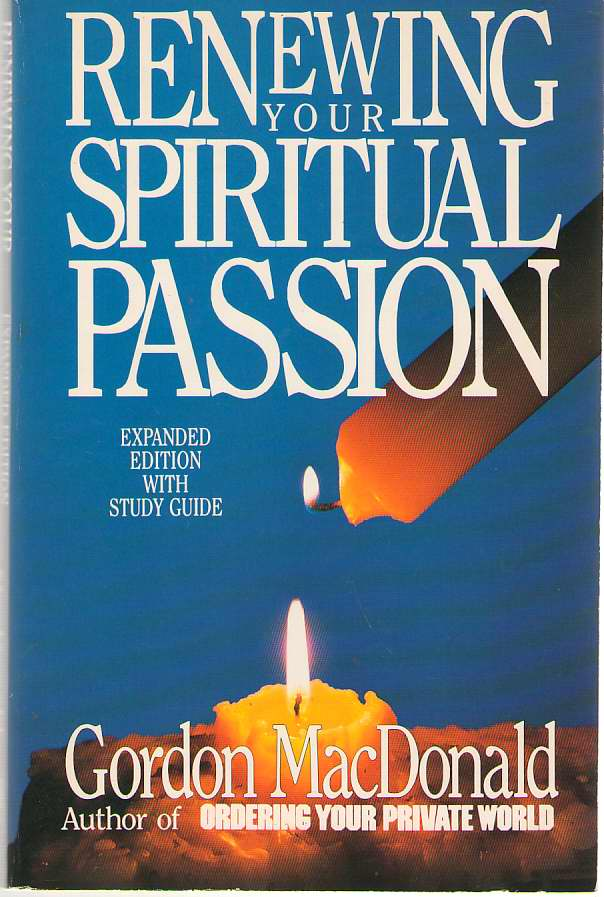 Image for Renewing Your Spiritual Passion