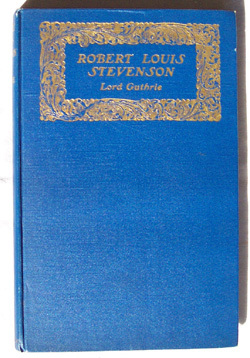 Image for Robert Louis Stevenson Some Personal Recollections