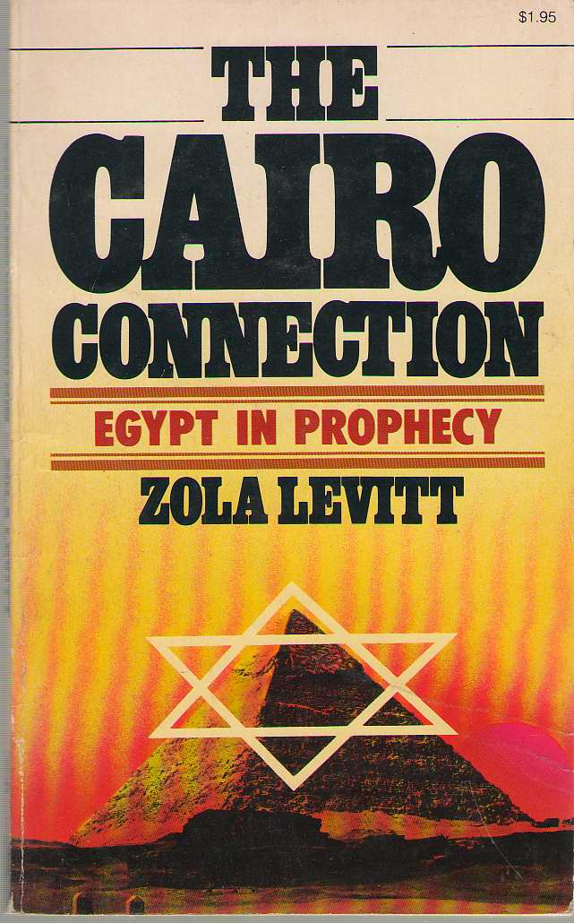 Image for Cairo Connection Egypt in Prophecy