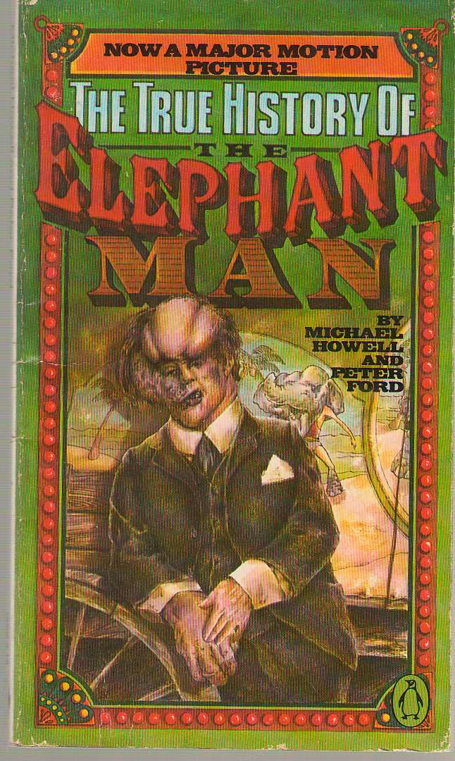 Image for The True History Of The Elephant Man