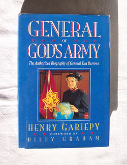 Image for General Of God's Army The Authorized Biography of General Eva Burrows