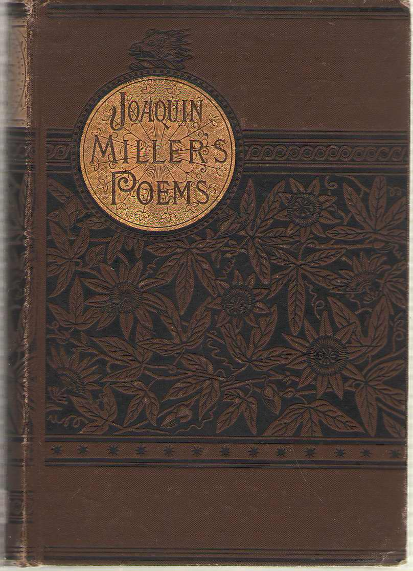 Image for Joaquin Miller's Poems