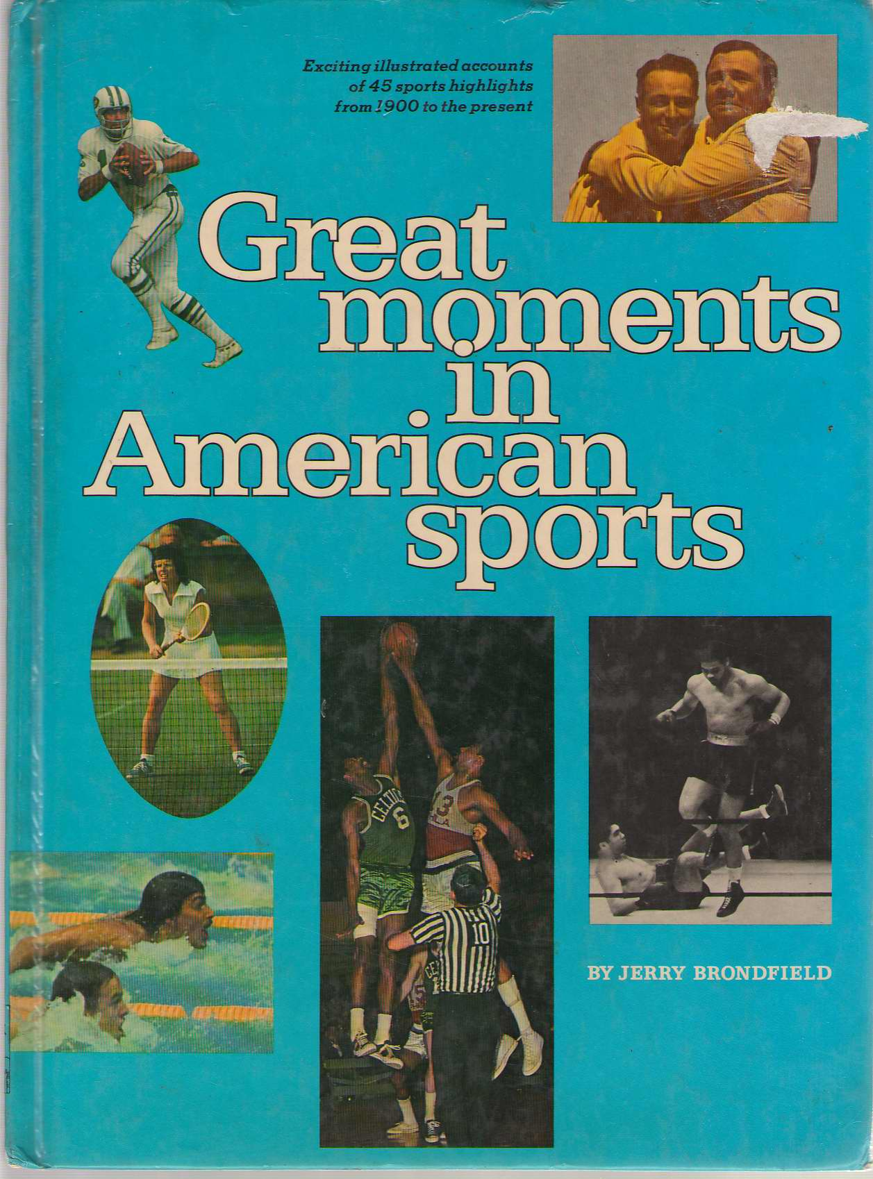 Image for Great Moments In American Sports
