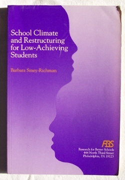 Image for School Climate And Restructuring For Low-achieving Students