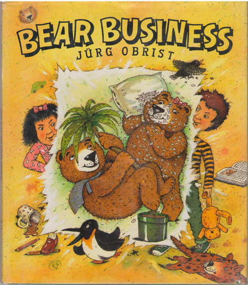 Image for Bear Business