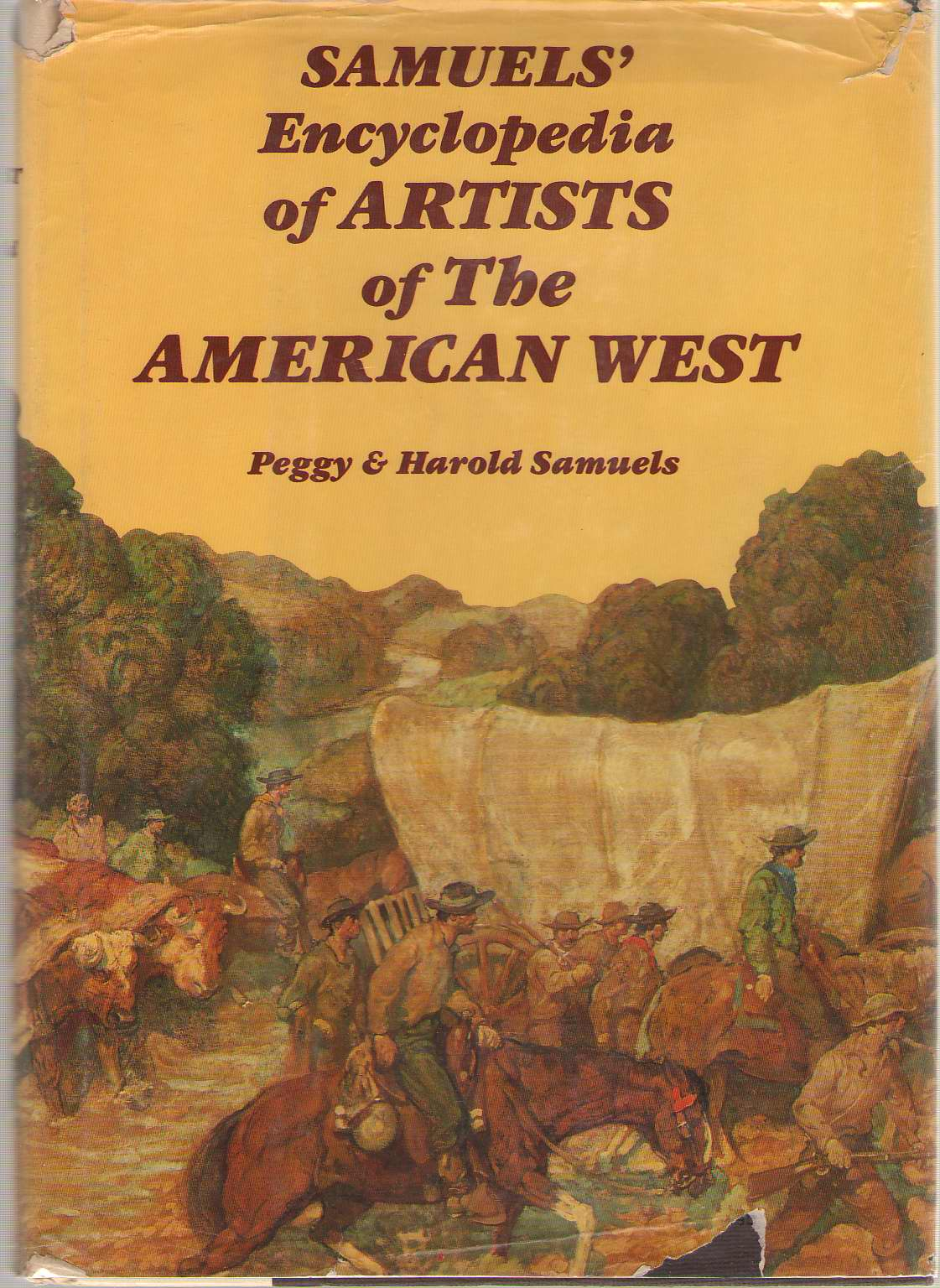 Image for Samuels' Encyclopedia Of Artists Of The American West