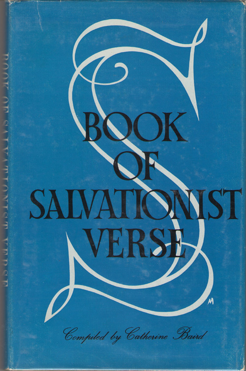 Image for Book Of Salvationist Verse