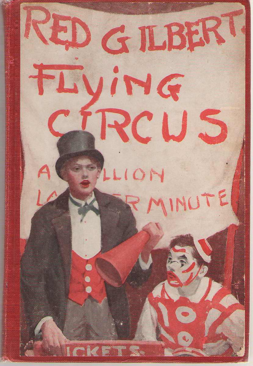 Image for Red Gilbert's Flying Circus