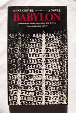 Image for Babylon A Novel