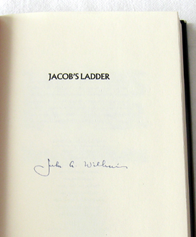 Image for Jacob's Ladder A Novel