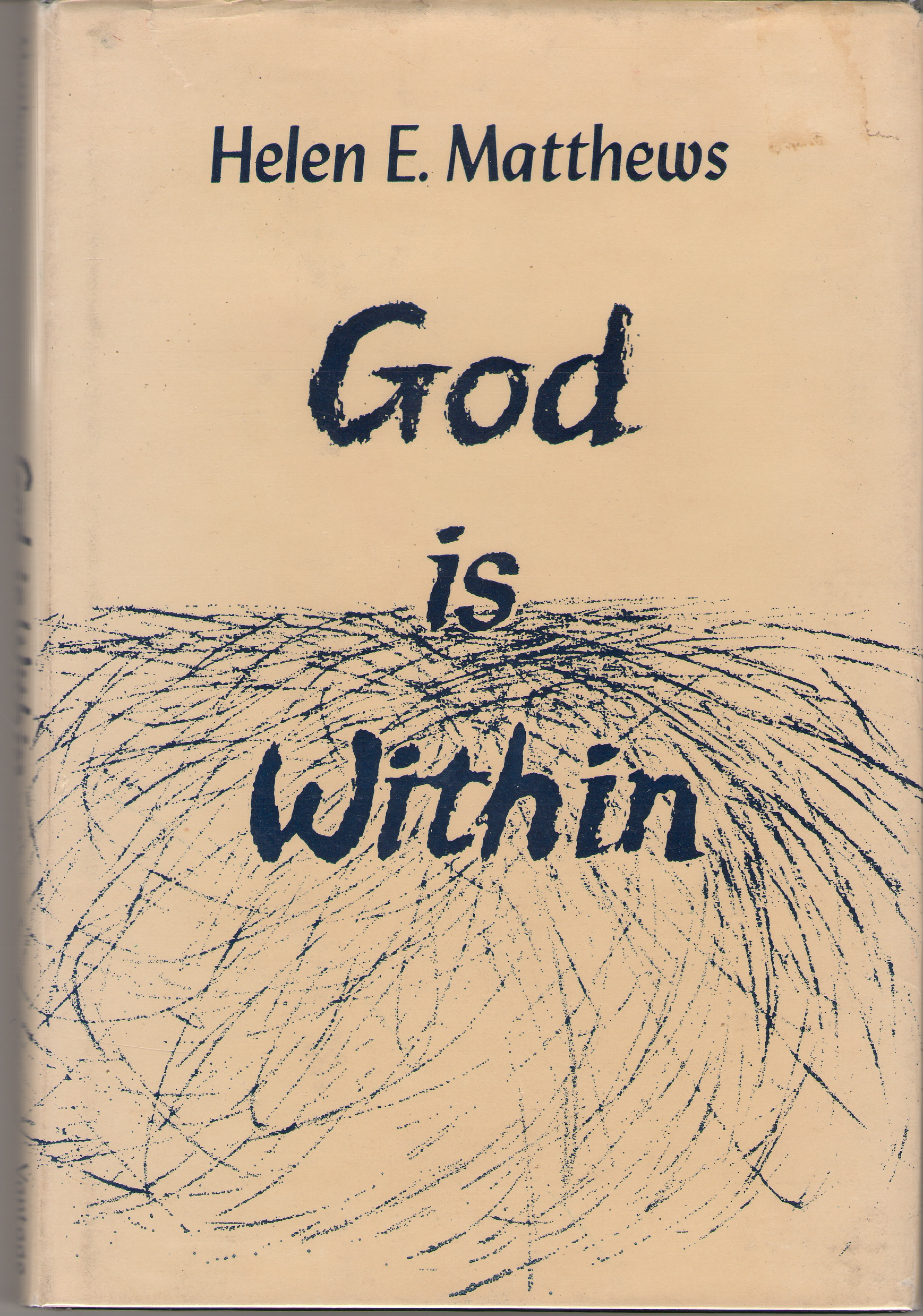 Image for God Is Within And Other Poems